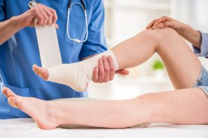 Ankle Injuries and Sprains