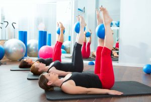 Pilates exercises Poole Total Therapy