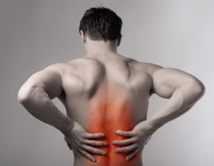 Back pain Lilliput Health Poole