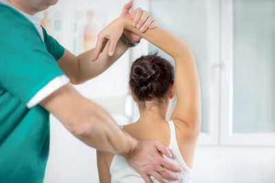 shoulder pain treatment Lilliput Health Poole