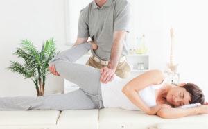 Leg stretching Poole Lilliput Health