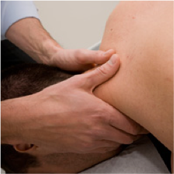 Chiro neck adjustment treatment Poole