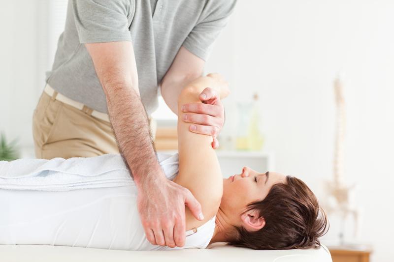 Shoulders excercise