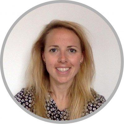 Katherine Haggett sports massage therapist at Lilliput Health in Poole