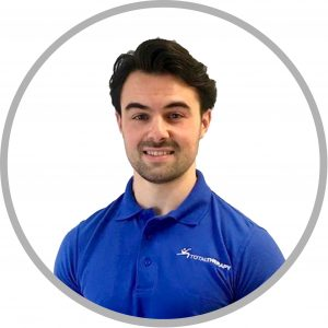 Sam Chapman sports massage therapist Poole