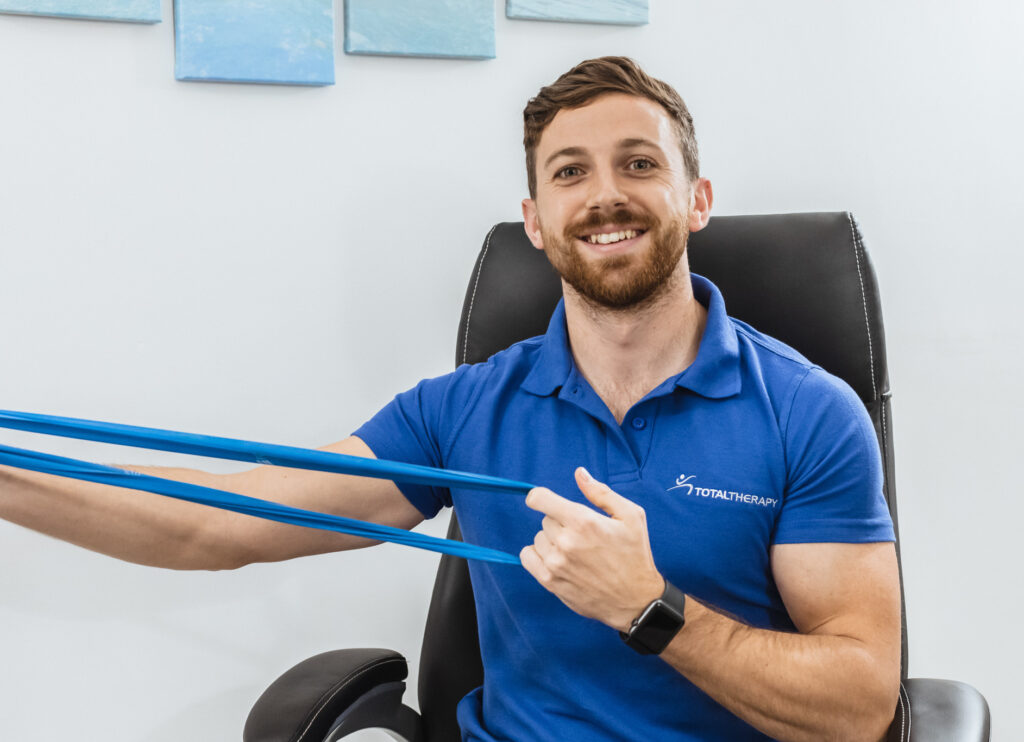 Laurence Russell Sports Therapist