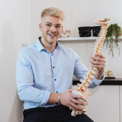 Tommy Coltman Chiropractor