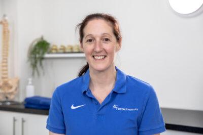 Sara Morgan Sports Massage