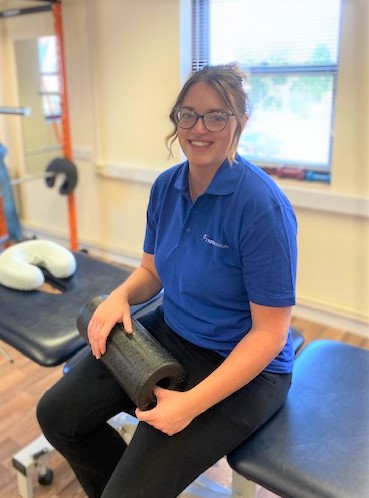 Ellen Rushton Sports Massage Therapist
