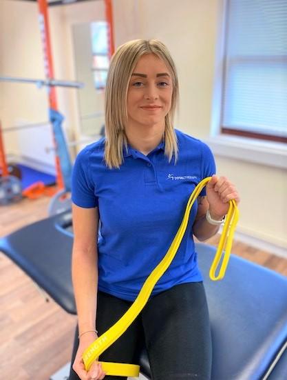 Nicola Borwn Sports Massage Therapist