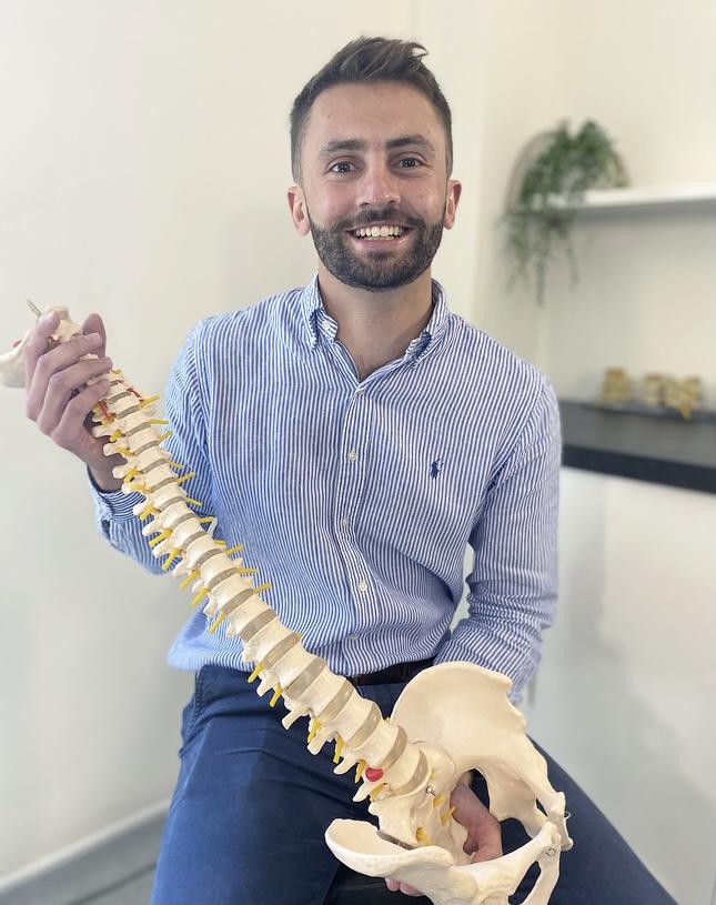 Tate Thorn Chiropractor